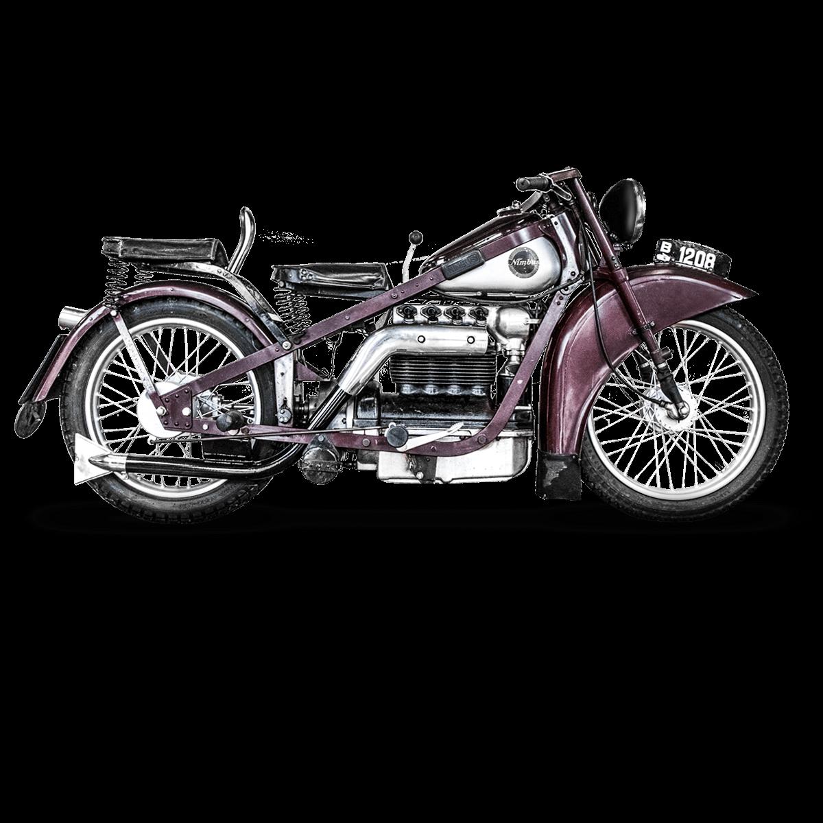 Motorcykel 1926-1939