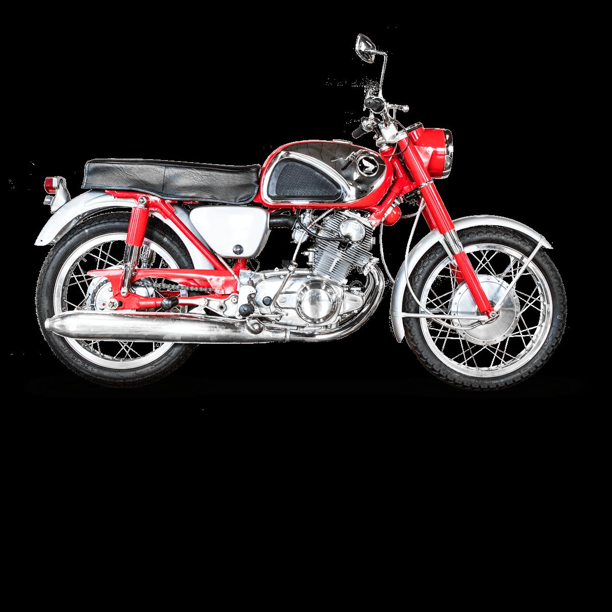 Motorcykel 1961-1976
