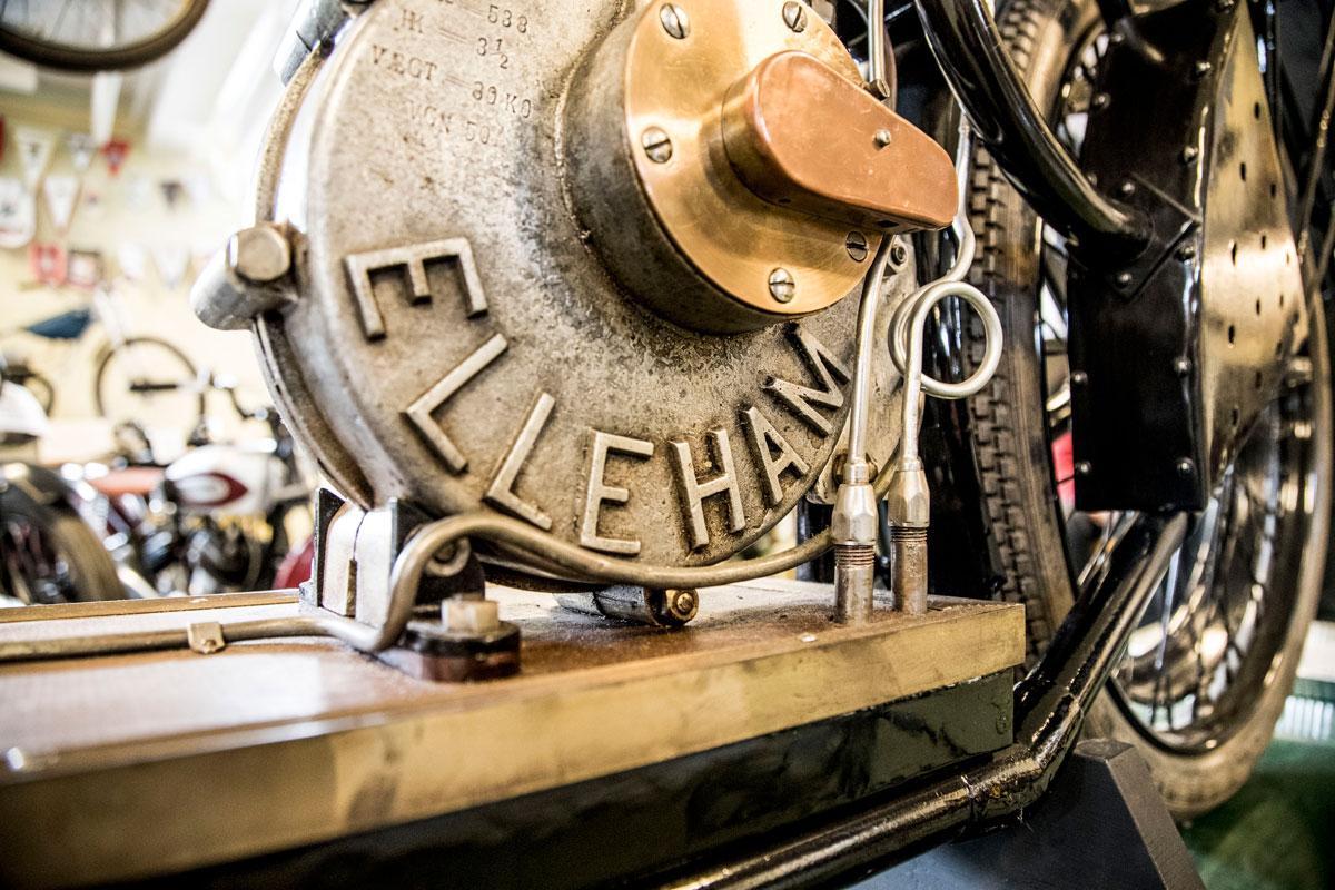 Eleham Motorcyklel
