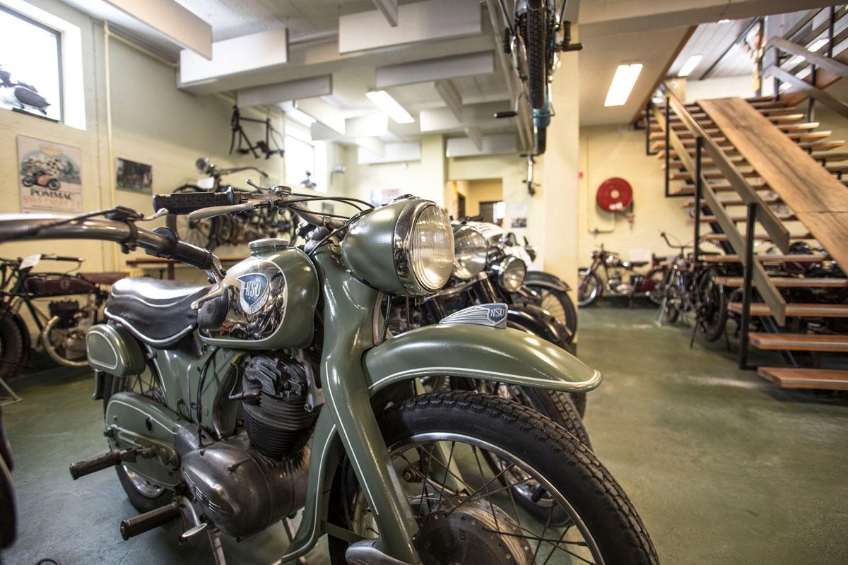 HSU Motorcyklel