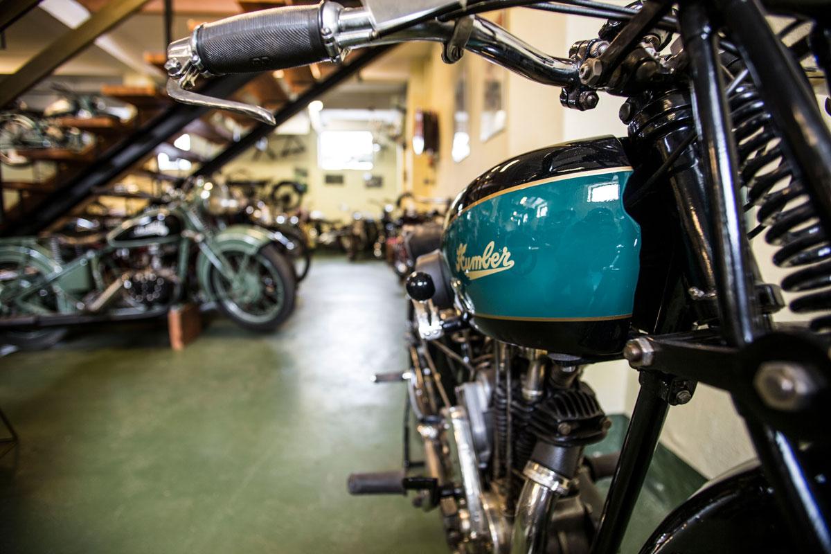 Humber Motorcyklel