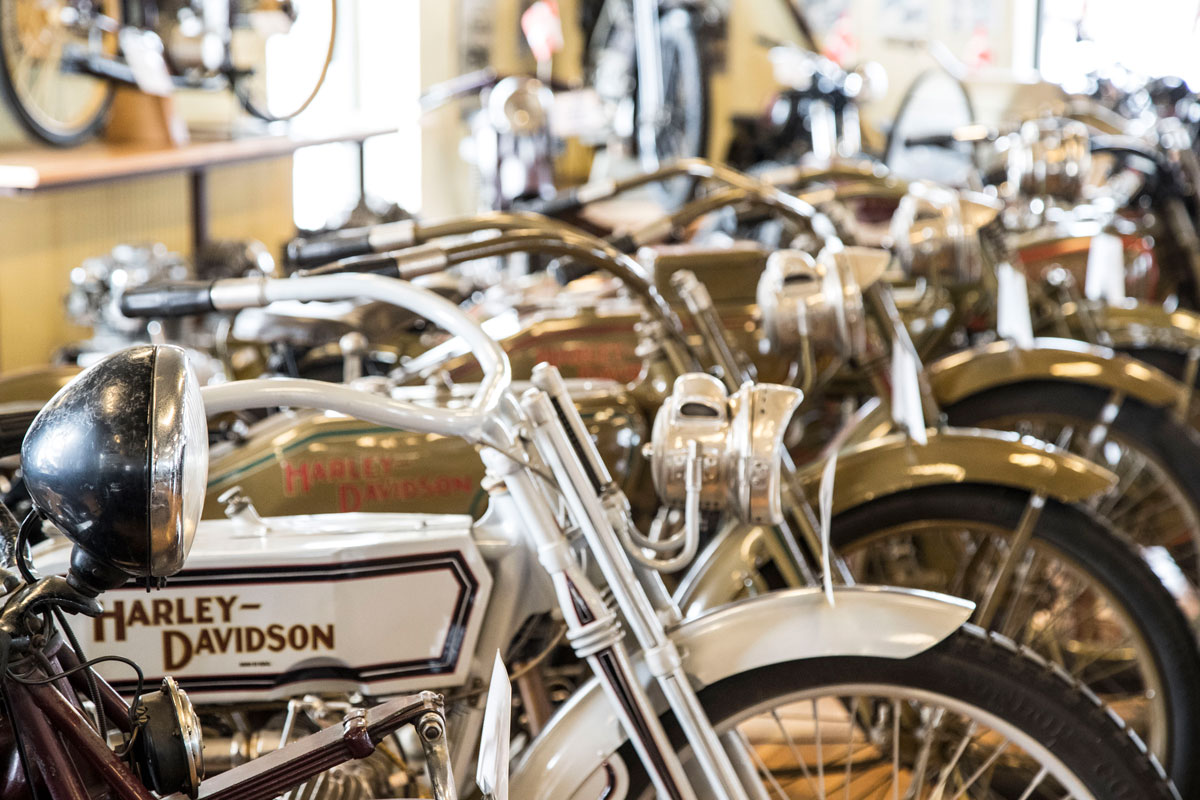 Harley Davidson Motorcyklel