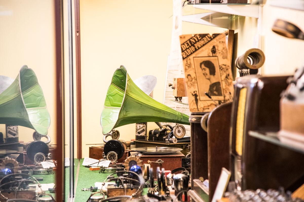 Radio og gramophoner